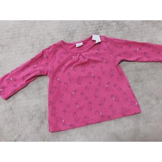 アカチャンホンポ(アカチャンホンポ)のロンT  80(Tシャツ)