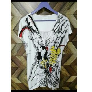 ツモリチサト(TSUMORI CHISATO)のaiko着♥激レア♥ツモリチサト♥美術♥Tシャツ♥エイミー MCM MSGM(Tシャツ(半袖/袖なし))