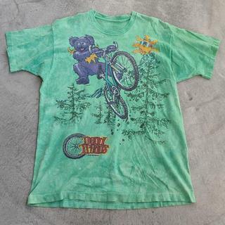 アメリヴィンテージ(Ameri VINTAGE)の【激レア】95年製 great full dead シングルステッチTシャツ(Tシャツ/カットソー(半袖/袖なし))