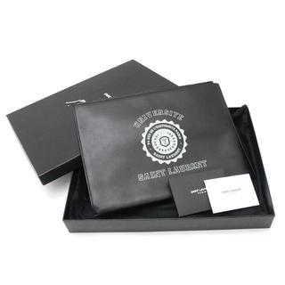 サンローラン(Saint Laurent)のSaint Laurent クラッチ I-PADRIDER レザー 黒 3180(セカンドバッグ/クラッチバッグ)