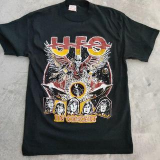 アメリヴィンテージ(Ameri VINTAGE)の【激レア】70年代 パキ綿 UFO バンドTシャツ(Tシャツ/カットソー(半袖/袖なし))
