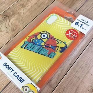 ミニオン(ミニオン)のミニオンズ iPhoneXR スマホケース MINI114B(iPhoneケース)