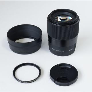SIGMA - SIGMA 30mm F1.4 DC DN ソニーEマウント ミラーレス レンズ
