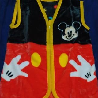 ミッキーマウス(ミッキーマウス)の8131様専用☆ミッキーマウス 子供用スリーパー☆(毛布)