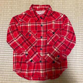 リーバイス(Levi's)のリーバイス チェックシャツ ネルシャツ(Tシャツ/カットソー)