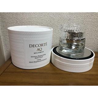 コスメデコルテ(COSME DECORTE)の新品 コスメデコルテ AQ ミリオリティ  インテンシブ クリーム n45g(フェイスクリーム)