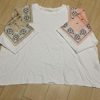 キャピタル(KAPITAL)のKapital キャピタル  バンダナTシャツ(Tシャツ/カットソー(半袖/袖なし))