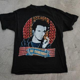 アメリヴィンテージ(Ameri VINTAGE)の【激レア】70年代 パキ綿 アダムアント バンドTシャツ(Tシャツ/カットソー(半袖/袖なし))
