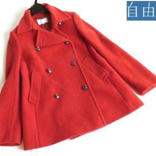 ジユウク(自由区)の超美品 40サイズ 自由区 Pコート 11号 日本製(ピーコート)