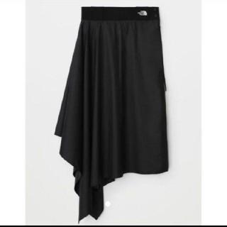 ハイク(HYKE)のTHE NORTH FACE × HYKE Tec Box Rap Skirt (ロングスカート)