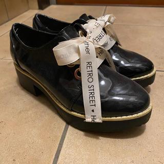 ヘザー(heather)のhether 靴(ハイヒール/パンプス)