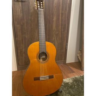 ヤマハ(ヤマハ)のYAMAHA ヤマハ クラシックギター CG162C チューナー スタンド付(クラシックギター)