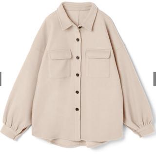 グレイル(GRL)のボリュームスリーブシャツジャケット[on001](Gジャン/デニムジャケット)