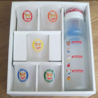 ミキハウス(mikihouse)のミキハウス グラス セット(グラス/カップ)