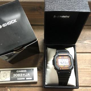 ジーショック(G-SHOCK)の【超レア・限定品】奥田民生 G-SHOCK OT MODEL 2010 ケース付(腕時計(デジタル))