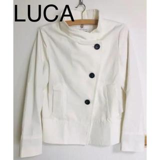 ルカ(LUCA)の美品 LUCA /LADY LUCK LUCA ジャケット アウター(テーラードジャケット)