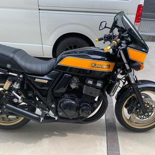 カワサキ(カワサキ)の2008年式 ZRX400(車体)