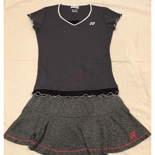 ヨネックス(YONEX)のヨネックス テニス ゲームシャツ Mサイズ(ウェア)