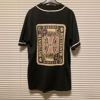 BAGARCH  16周年アニバーサリーベースボールシャツ(シャツ)