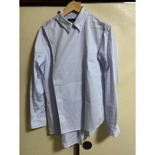 ジョンローレンスサリバン(JOHN LAWRENCE SULLIVAN)のYUKI HASHIMOTO クロスオーバーシャツ(シャツ)