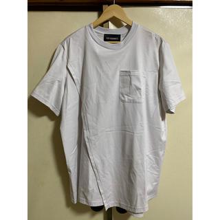 ジョンローレンスサリバン(JOHN LAWRENCE SULLIVAN)のYUKI HASHIMOTO クロスオーバーtシャツ(Tシャツ/カットソー(半袖/袖なし))