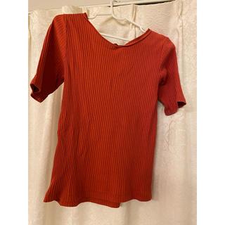 ローリーズファーム(LOWRYS FARM)のカットソー(Tシャツ/カットソー(半袖/袖なし))