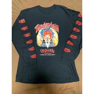 テンダーロイン(TENDERLOIN)のtenderloinテンダーロインカットソーロンTシャツatlast(Tシャツ/カットソー(七分/長袖))