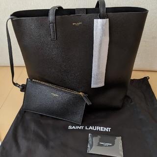 サンローラン(Saint Laurent)の【新品正規品】Saint Laurent ノース/サウス ショッピング・トート(トートバッグ)