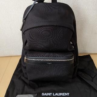 サンローラン(Saint Laurent)の【新品正規品】Saint Laurent シティ バックパック(バッグパック/リュック)