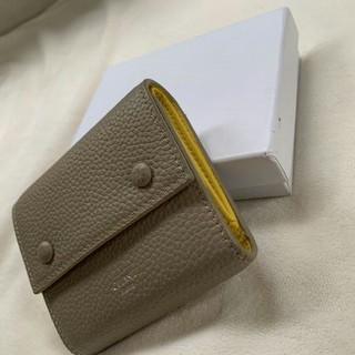 セリーヌ(celine)の美品 Celine セリーヌ 折り財布(折り財布)