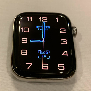 エルメス(Hermes)の未来さま hermes Apple Watch series 4 44mm (腕時計(デジタル))
