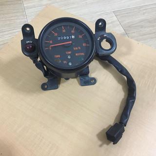 カワサキ(カワサキ)のカワサキ KSR50 純正メーター(パーツ)