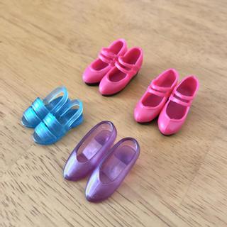 タカラトミー(Takara Tomy)のリカちゃん 靴(ぬいぐるみ/人形)