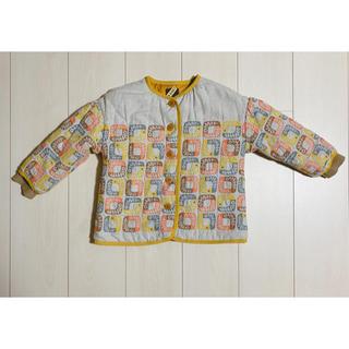 ミナペルホネン(mina perhonen)のミナペルホネン  子供 ジャケット 110cm(ジャケット/上着)