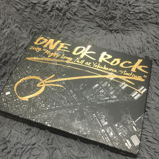 ワンオクロック(ONE OK ROCK)のONE OK ROCK Mighty Long Fall 2014 DVD(ミュージック)