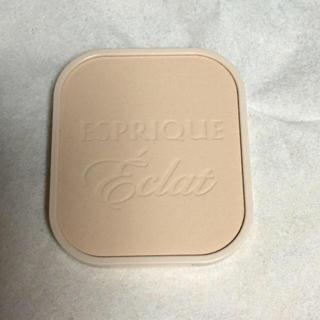 ESPRIQUE - 新品未使用 エスプリーク エクラ  明るさ持続 パクト  ファンデーション