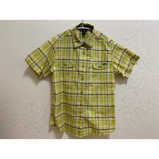 モンベル(mont bell)のmont-bell 半袖シャツL(シャツ/ブラウス(半袖/袖なし))