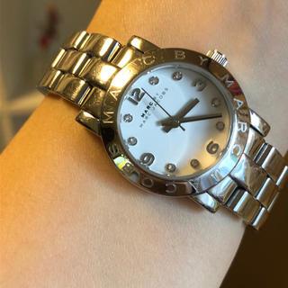 マークバイマークジェイコブス(MARC BY MARC JACOBS)のマークバイマークジェコブス 腕時計         本日中の特別価格 稼働中(腕時計)