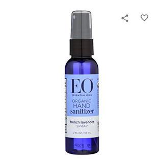 イーオー(EO)のEO Organic Lavender Hand Sanitizer Spray(その他)