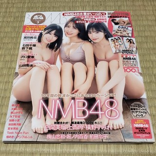 エヌエムビーフォーティーエイト(NMB48)のBOMB (ボム) 2020年 03月号(アート/エンタメ/ホビー)