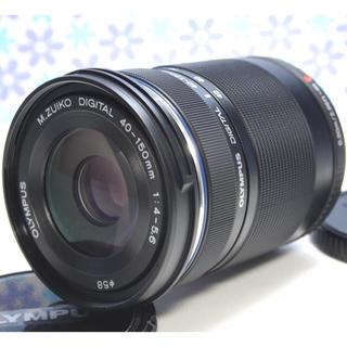オリンパス(OLYMPUS)の望遠レンズ★オリンパス M.ZUIKO 40-150mm MSC★イベント活躍★(レンズ(ズーム))