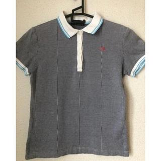 フレッドペリー(FRED PERRY)のフレッドペリー ストライプ ポロシャツ(ポロシャツ)