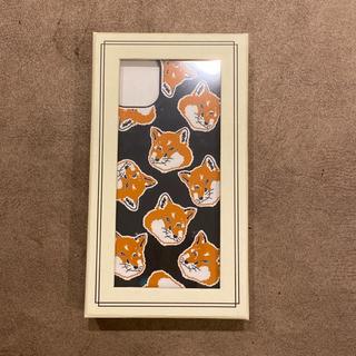 メゾンキツネ(MAISON KITSUNE')の新品 メゾンキツネ  Maison kitsune  iPhone11 ケース(iPhoneケース)