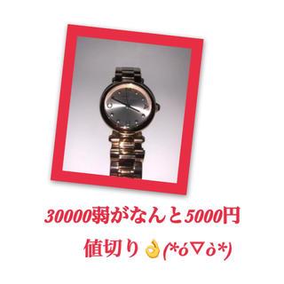 マークバイマークジェイコブス(MARC BY MARC JACOBS)のMARC JACOBS !(腕時計)