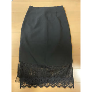 ローズバッド(ROSE BUD)のrosebud ロングスカート(ロングスカート)