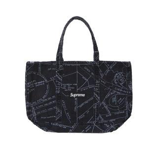 シュプリーム(Supreme)の19SS Supreme Gonz Map Denim Tote Bag トート(トートバッグ)