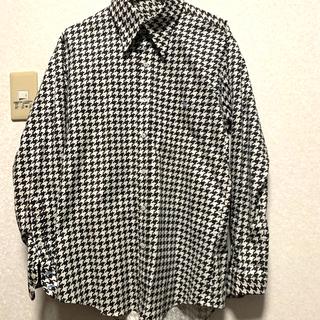 BURBERRY BLACK LABEL - Burberry BLACK label 千鳥チェックシャツ 2