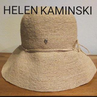 ヘレンカミンスキー(HELEN KAMINSKI)のヘレンカミンスキー プロバンス10(麦わら帽子/ストローハット)
