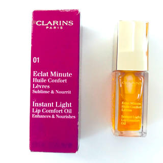 クラランス(CLARINS)のクラランス  コンフォート リップオイル(リップケア/リップクリーム)