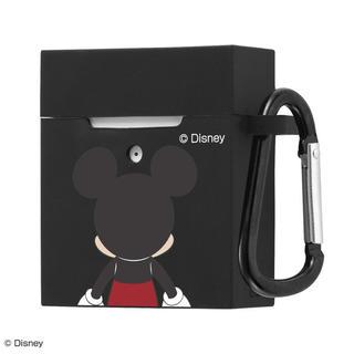 ディズニー(Disney)の【Airpodsケース】Disney KAKU ミッキー(ヘッドフォン/イヤフォン)
